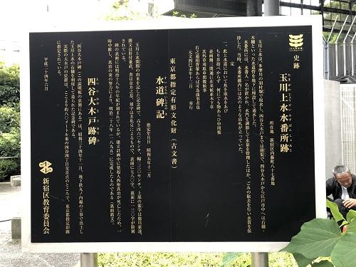 玉川上水 番所跡碑2.jpg